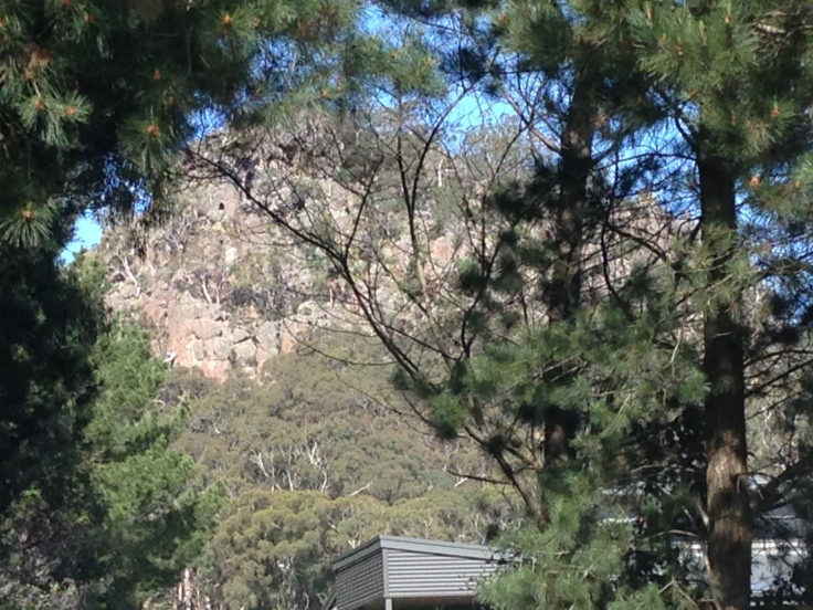 Picnic at 'Hanging Rock ' anyone?