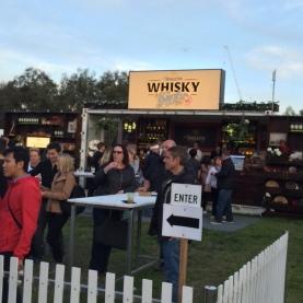 Singleton whisky inclosure