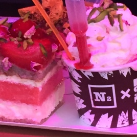 watermelon cake and cake smash