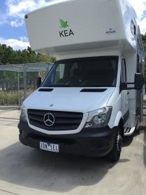 KEA campervan