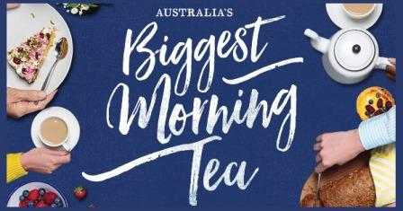Biggest Morning Tea 2