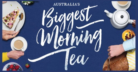 Biggest Morning Tea 2