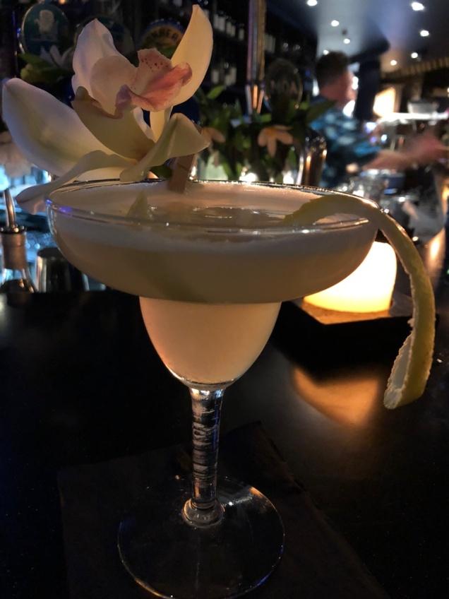Cocktail at Bluekanu