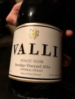 Delicious Pinot Noir