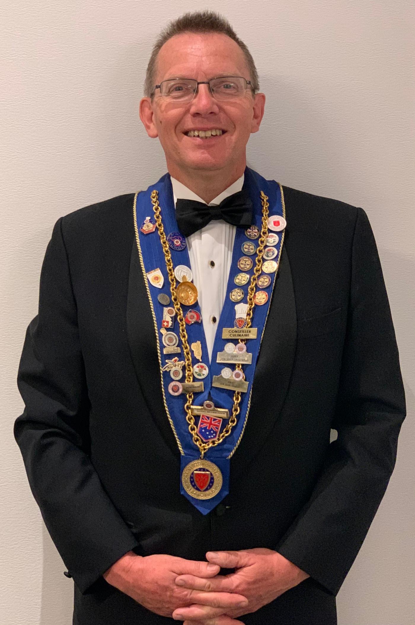 Chef Daniel Hiltbrunner